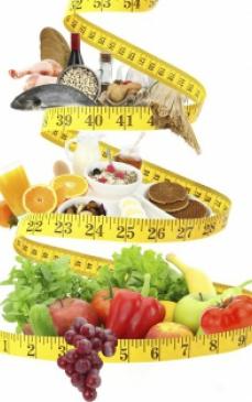 dieta echilibrata)