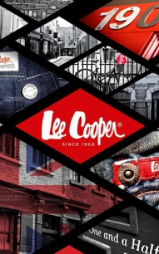 Smiley - noua imagine Lee Cooper