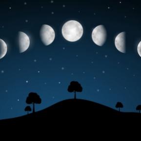 luna plină pierde în greutate