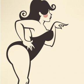Femeile cu fund mare, mai sanatoase si mai istete. Iata explicatia specialistilor!