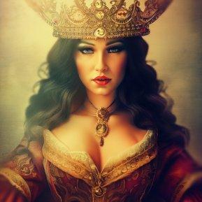 Regina zodiacului: femeia care este deasupra tuturor