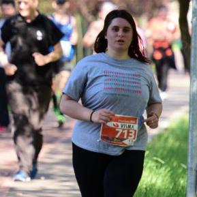 O tânără a slăbit 32 de kilograme în cursul unui an și jumătate: iată ce regim a urmat!