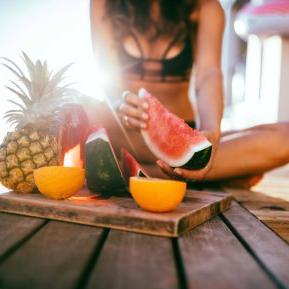 De ce să nu mănânci pepene seara