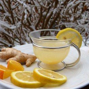 Inhalatii cu ceai de ghimbir