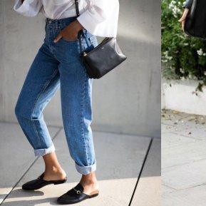 Singurul model de blugi pe care îl poți purta cu pantofi fără toc