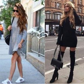 5 situații în care nu ai voie să porți rochia sau fusta cu ciorapi