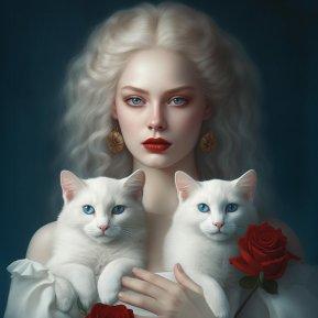 5 femei din zodiac care vor alege mereu pisica în locul bărbatului