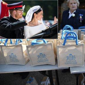 Cadourile primite de invitați la nunta regală, vândute pe internet
