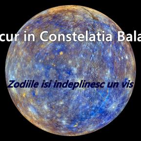 Mercur este în Constelația Balanței. Zodiile își îndeplinesc un vis