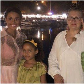 Povestea incredibilă de viață a exoticei Majda Aboulumosha, dovada că viața bate filmul