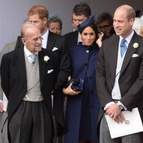 Sarcina nu este singurul motiv pentru care Meghan Markle nu participă la înmormântarea prințului Philip