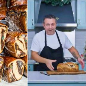 Chef Sorin Bontea ne învață cum să facem cel mai pufos, aromat și gustos cozonac! Avem rețeta completă