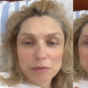 """Cristina Cioran a născut prematur, la șapte luni. Mesaj cutremurător de pe patul de spital: """"Rugați-vă pentru mine și pentru ea"""""""
