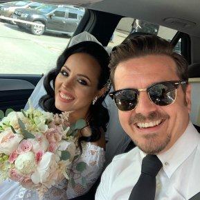 Cine este și cum arată sora secretă a lui Mihai Petre. Alina este de o frumusețe rar întâlnită!