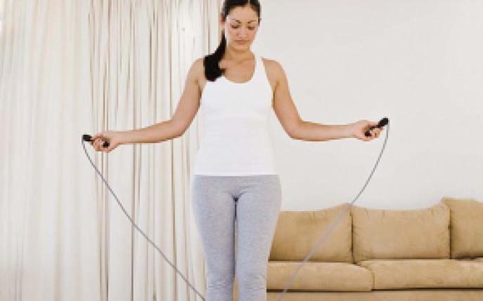 exercitii pentru patratele acasa