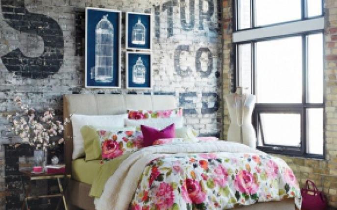 Interioare case - Decorar habitacion vintage ...