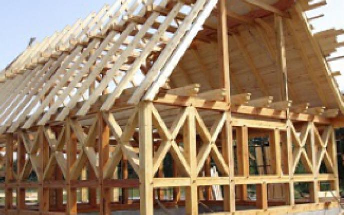 Cat costa sa construiesti o casa din lemn - Cat costa o piscina in curte ...