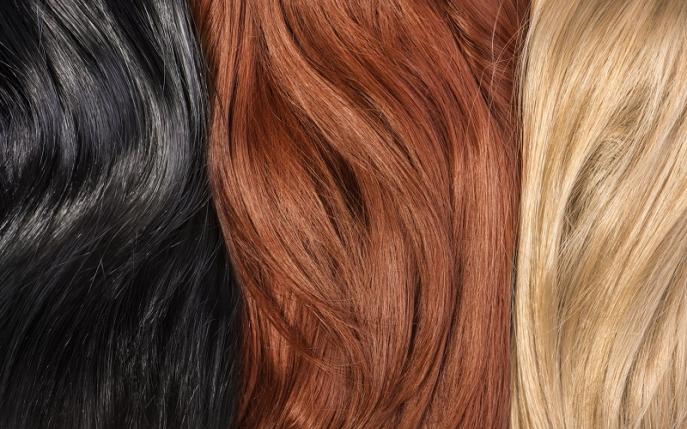 Schimbare culoare păr photoshop