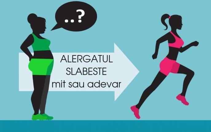 Alergatul slăbește! Include-l în rutina ta de antrenament! - secretfantasy.ro Blog