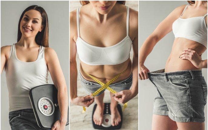 secvență de pierdere de grăsime corporală