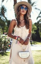 Geanta semi lună @sincerelyjules