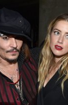 Johnny Depp și Amber Heard