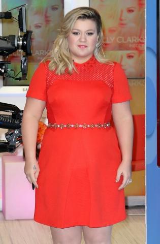 Kelly Clarkson în 2015