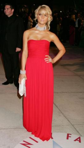 Jessica Simpson în 2005