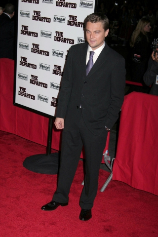 Leonardo DiCaprio în 2002