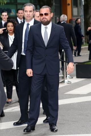 Leonardo DiCaprio în 2016