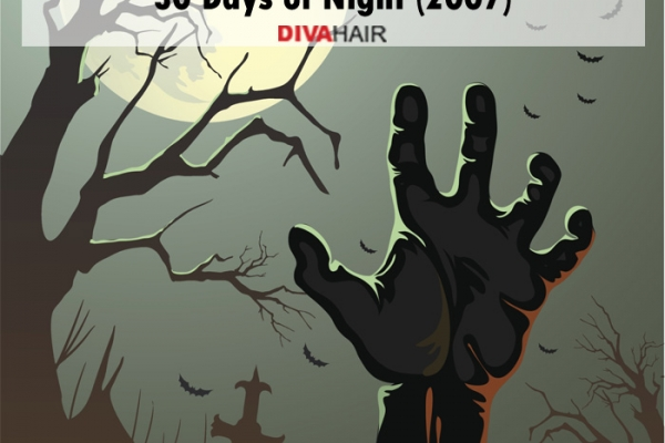 Felicitare Halloween 30 days of night