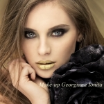 Machiaj smoky eyes by Georgiana Ionita