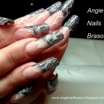 Unghii French by Angie's Nails Brasov