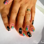 Unghii cu model by Flory Nails