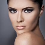 Machiaj smoky eyes by Andrada Arnautu