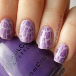 Unghii animal print by KonadNails