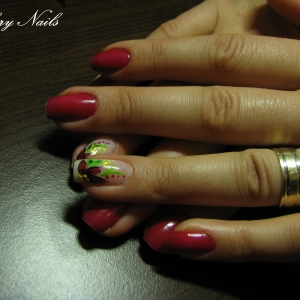 Unghii pictate by Flory Nails