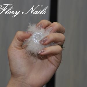 Unghii Cu Gel Si Model Ziar By Flory Nails