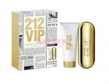 CAROLINA HERRERA 212 VIP EDP 50 ML + BL 100 ML SET