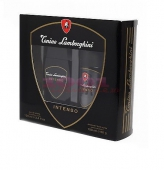 LAMBORGHINI INTENSO EDT 100 ML + DEODORANT 150 ML SET