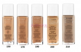 REVLON NEARLY NAKED FOND DE TEN