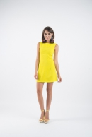 Antonia 60′s Yellow dress