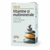 VITAMINE SI MULTIMINERALE 30CPR