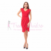 Rochie de ocazie The Girl in Red