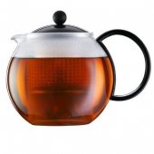 Ceainic cu infuzor - Assam Tea Press 1000 ml