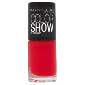 Oja Maybelline Color Show - 349 Power Red