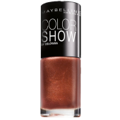 Oja Maybelline Color Show - 465 Brick Shimmer