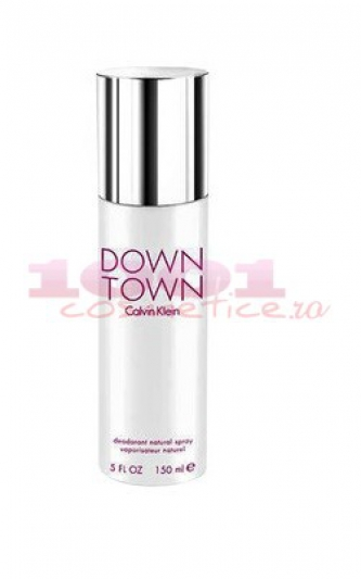 CALVIN KLEIN DOWNTOWN DEODORANT SPRAY WOMEN