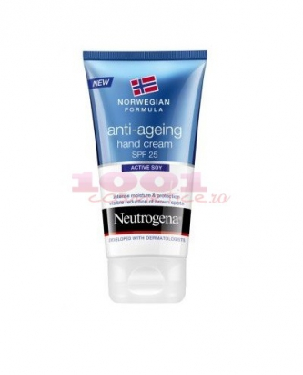 NEUTROGENA ANTI AGEING CREMA DE MAINI ANTIIMBATRANIRE
