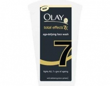 Gel de față Olay total effects antiîmbătrânire